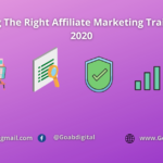 The right affiliate marketing