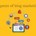 Aspect of blog marketing