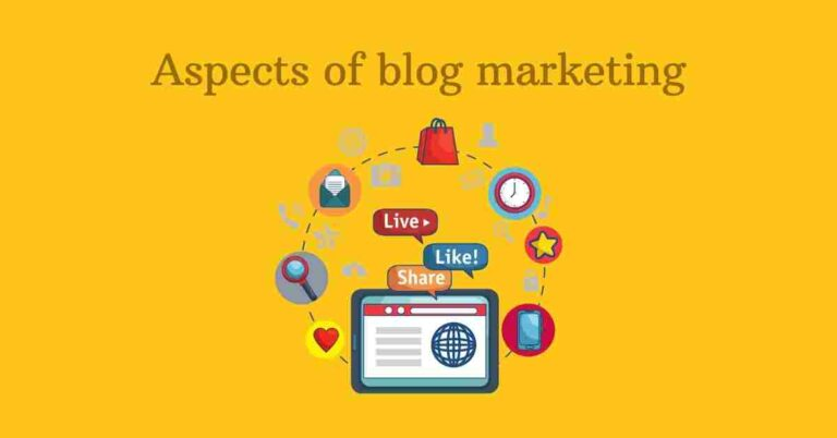 Read more about the article Aspects of Blog Marketing
