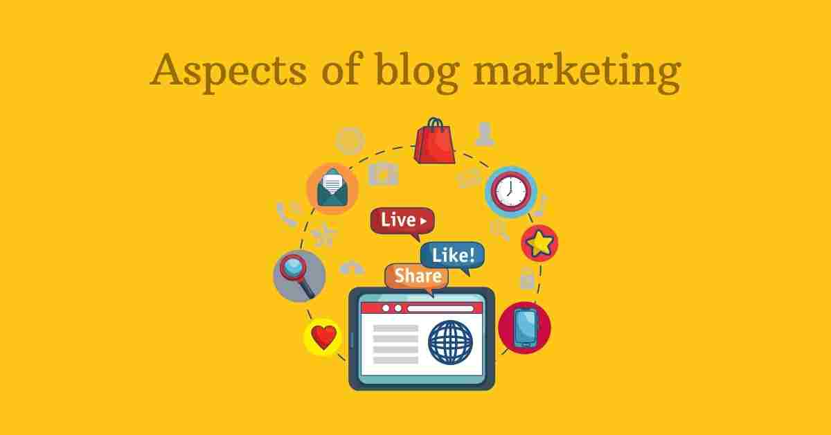 You are currently viewing Aspects of Blog Marketing