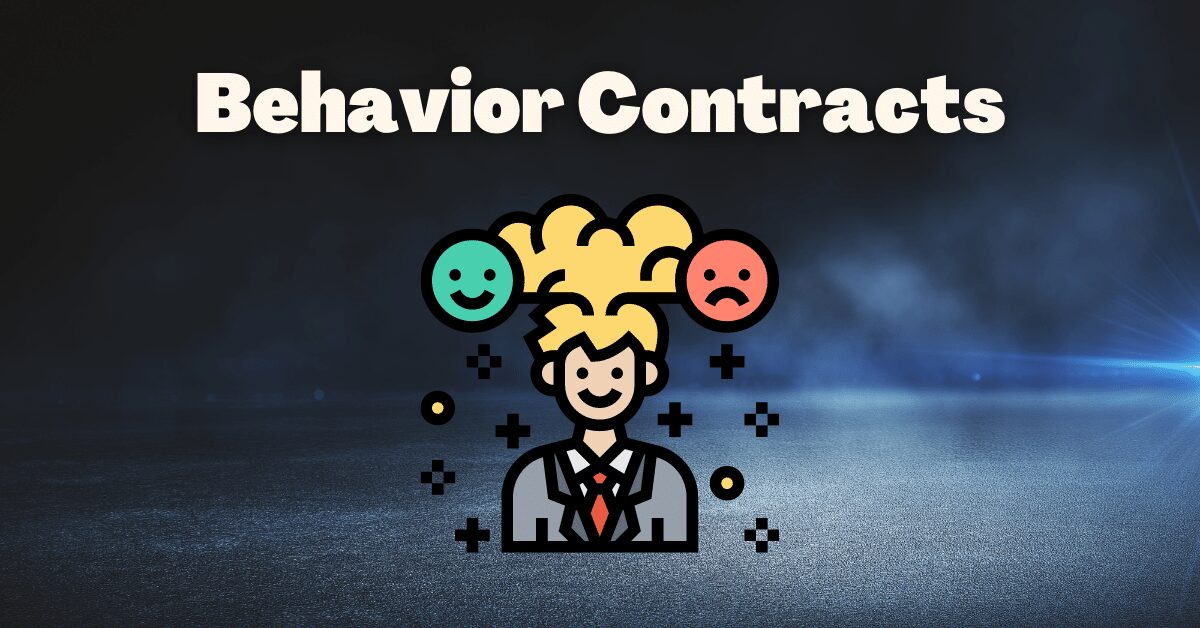 You are currently viewing Behavior Contracts: What do You Need to Know