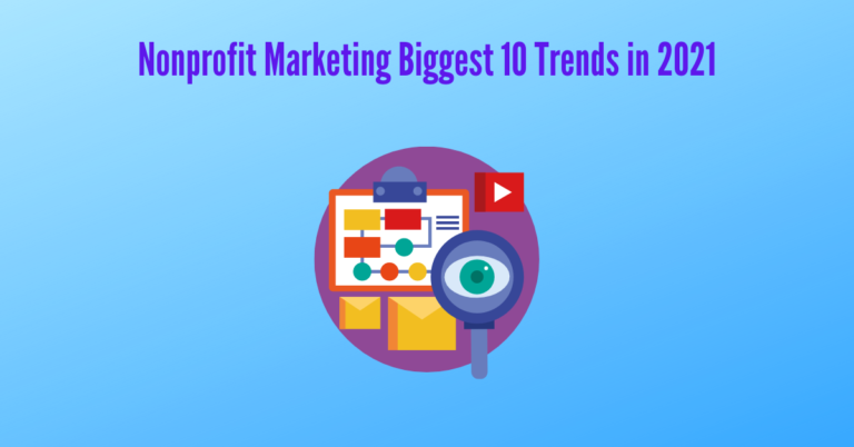 Read more about the article Nonprofit Marketing Biggest 10 Trends in 2021