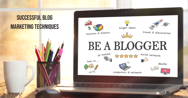 Read more about the article Successful blog marketing techniques