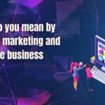 What do you mean by Blogging marketing and home business