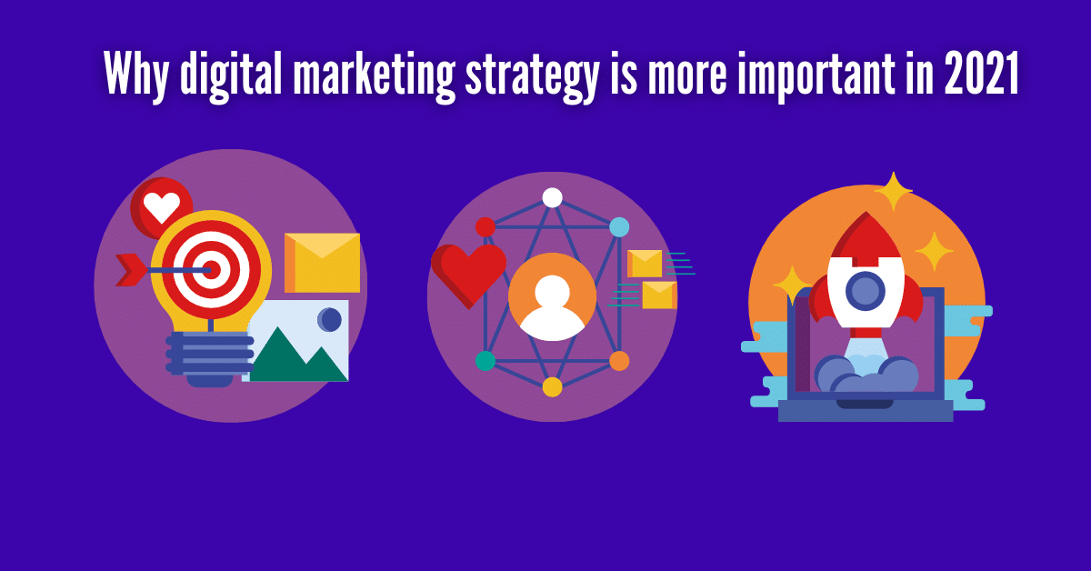 You are currently viewing Why digital marketing strategy is more important in 2021