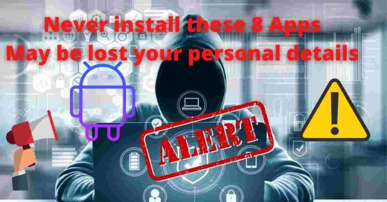 Read more about the article Alert Android users: You need to know about eight active malware apps.