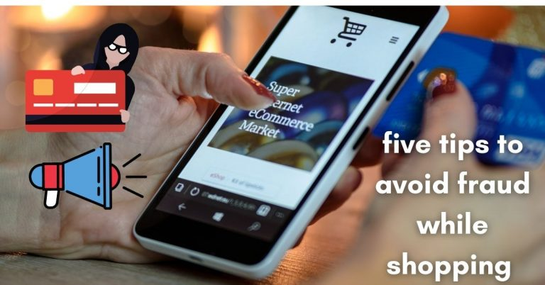 Read more about the article Online shopping: Please remember the following five tips to avoid fraud while shopping on the Internet.